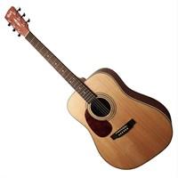 Cort Earth70Lhop Solak Akustik Gitar