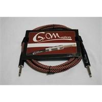 G.Master Gm08 (3M) Braided Enstrüman Kablosu