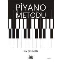 Piyano Metodu - Yalçın İman - 9. Yeni Baskı