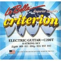 Elektro Gitar Teli La Bella C200T Light