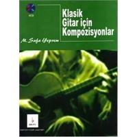 Klasik Gitar İçin Kompozisyonlar - Bmy-041