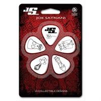 Joe Satriani İmzalı 10 Ad Medium 1Cwh4-10Js
