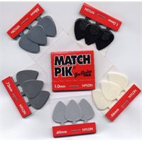 Gitar Pena Jim Dunlop Match 0,80 Mm 6 Adet