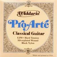 Daddario J50 Hard Tension Pro Arte Klasik