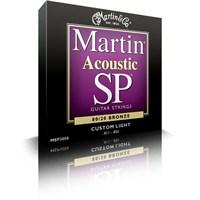 Akustik Gitar Teli Martin Msp-3050 Bronze