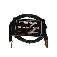 Mikrofon Kablosu Clariss Mıc-203 3 Metre