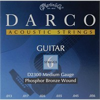Akustik Gitar Teli 013-056 Martin D2300