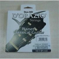 Klasik Gitar Tel Normal Tansiyon Dorazio 642