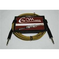 G.Master Gm03 (3M) Braided Enstrüman Kablosu