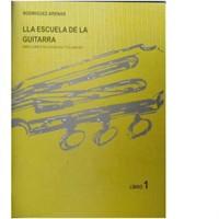 Arenas Klasik Gitar Metodu - Libro 1