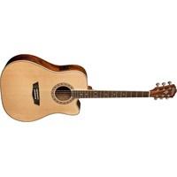 Akustik Gitar Seti Washburn Wd10Ce Pack