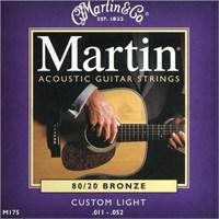 Akustik Gitar Teli 011-052 Martin M175