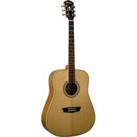 Akustik Gitar Washburn Wd10S Naturel