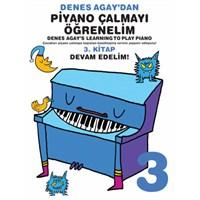 Denes Agay - Piyano Çalmayı Öğrenelim 3