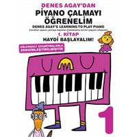 Denes Agay Piyano Çalmayı Öğrenelim 1