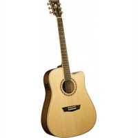 Elektro Akustik Gitar Washburn Wd10Sce