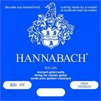 Hannabach 800 Ht Klasik Gitar Teli (High Tension)