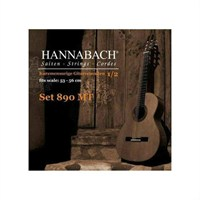 Hannabach 890 Mt12 Klasik Gitar Teli 1/2