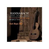 Hannabach 890 Mt34 - 3/4 Klasik Gitar Teli