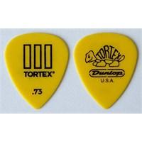 Jim Dunlop Tortex T3 .73Mm Pena