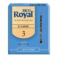 Klarnet Kamışı Rico Royal 3 No - Rcb1030