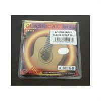 Alice Klasik Gitar Teli Siyah Tel A-107Bk