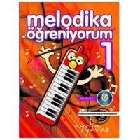 Melodika Öğreniyorum 1 (Renkli)