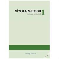 Viyola Metodu 1 - Prof. Ayfer Tanrıverdi