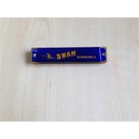 Mızıka 16 Delikli Swan Sw16-Bl Mavi