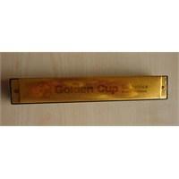 Mızıka 24 Delik Golden Cup Jh024-6Or Turuncu
