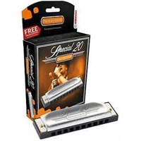 Hohner Special 20 Classic G Major M560886X