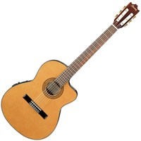 Elektro Klasik Gitar Ibanez Ga5Tce-Am