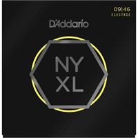 D'Addario Nyxl0946 Nickel Wound Takım Tel