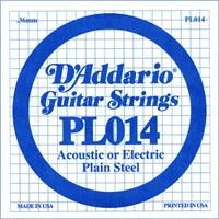 Daddario Exl115 Blues/Jazz Rock Pl014 Si Tek