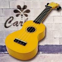 Carlos Cru50-Ylw Sarı Soprano Ukulele