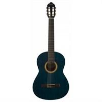 Valencia Vc204Tbu Klasik Gitar Maviburst