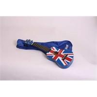Ashton Uke100Uj Union Jack Design Ukulele Gitar