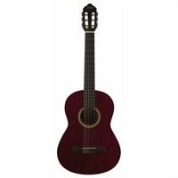 Valencia Vc204Twr Klasik Gitar Kırmızıd