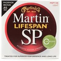 Martin Msp7100 Sp Lifespan 92/8 Phosphor Bro
