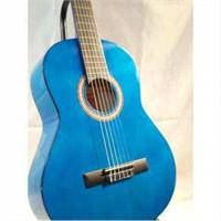 Barcelona Lc 3900 Bl Mavi Klasik Gitar