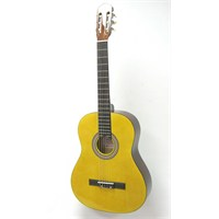 Cremonia Ac851R-Yw Klasik Gitar Gül Klavye Sarı