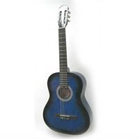 Cremonia Klasik Gitar Ac851R-Br Gül Klavye Mavi