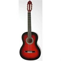 Valencia Cg16034 Rds 3/4 Klasik Gitar Kırmızı