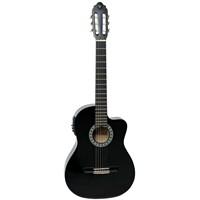 Valencia Cg160Cebk Klasik Gitar Siyah+Kılıf