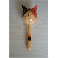 El Marakası Hayvan Figürlü Kedi Gul-05Yw
