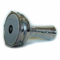 Darbuka Alüminyum Çekiç Dövme Zilli Vd-304