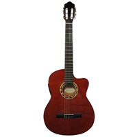 Carissa 37257 Cg-200Sce Nat 4/4 Tam Boy Gitar
