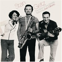Stan Getz - The Best Of Two Worlds (1976)
