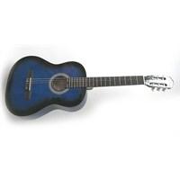 Cremonia Ac851R-Br 4/4 Klasik Tam Boy Gitar Gitar Gül Klavye
