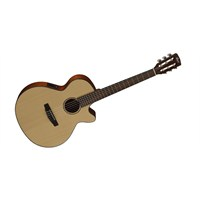 Cort Cec3 İnce Kasa Elektro Klasik Gitar